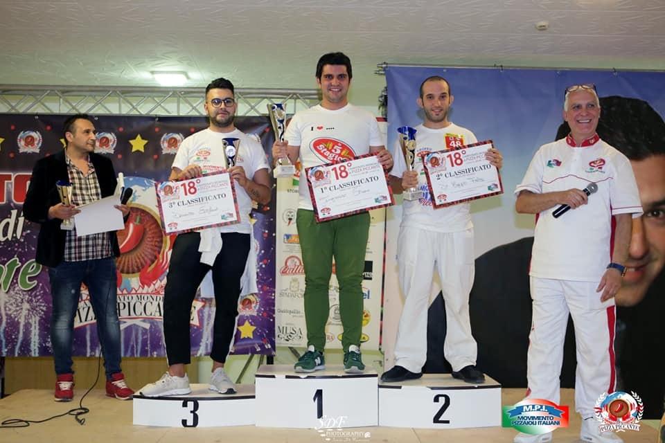 Felice Di Maggio secondo posto-2