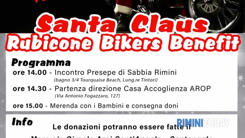 santa claus rubicone bikers benefit - seconda edizione-2