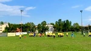 festa di fine anno sportivo per l'accademia calcio asar-2