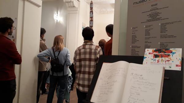 Vite senza permesso al Museo degli Sguardi