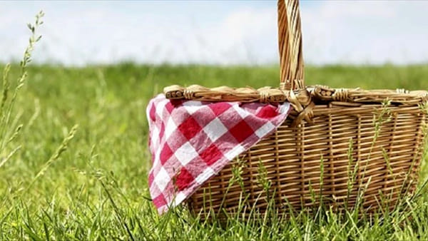 Pic nic in stile country a Casa Macanno