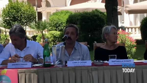 """""""Al Meni"""": Massimo Bottura con i grandi chef nel circo dei sogni di Fellini"""