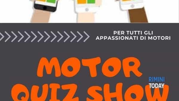 """Motor quiz show"" in videochat con la Locanda San Biagio"