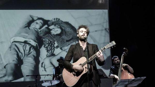 Splendono Milleluci con Riccardo Amadei e Les Pastìs
