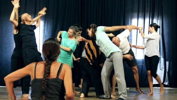 Danza, un laboratorio per indagare i sensi