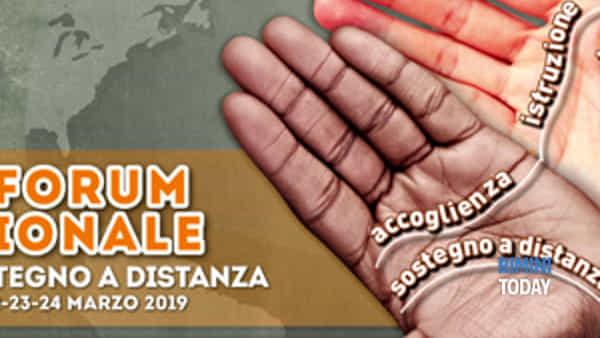 la solidarietà segna la storia: xix forum nazionale del sostegno a distanza-2