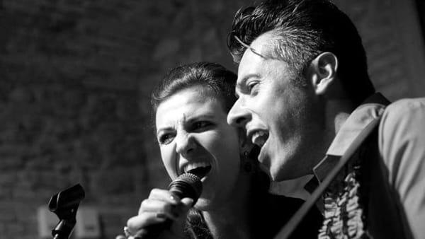 Serata rock'n'roll con Darma & the white waiters