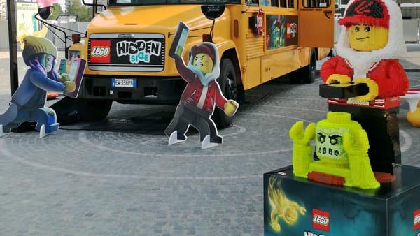 A Cattolica arriva il set Lego che ti trasporterà in un'avventura spettrale