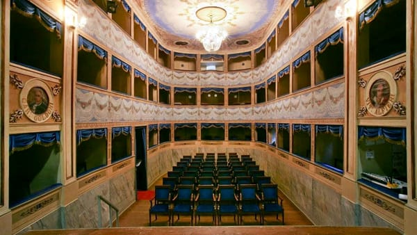 Cantami di questo tempo: al via la nuova stagione del teatro Mariani