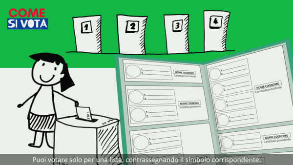 Elezioni 2020 Emilia-Romagna, come votare: tutte le istruzioni in un video