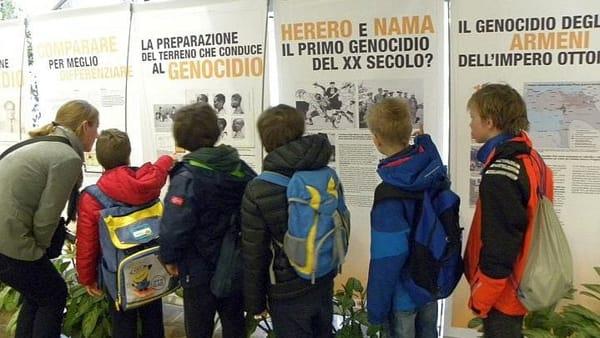 I genocidi del XX secolo: mostra didattica itinerante al Palazzo del Turismo