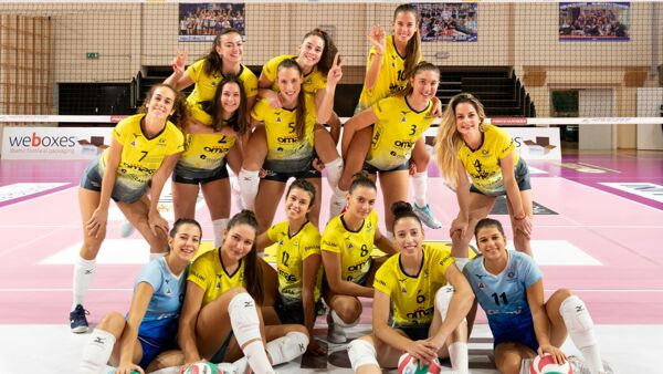 Foto Facebook Consolini Volley Femminile