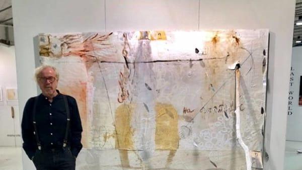 Alla Galleria Primo Piano appuntamento con l'arte di Mauro Pipani