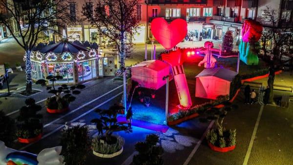 L'Amore è…. Il Carnevale a Bellaria Igea Marina