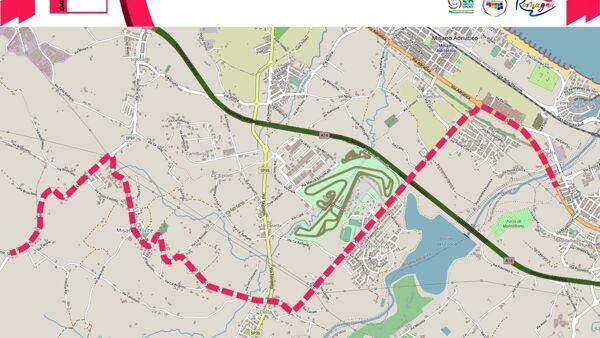 Cartina Italia Riccione.Misano Arriva Il Giro D Italia Le Modifiche Alla Viabilita E Alla Sosta