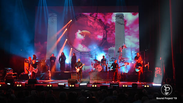 Pink Floyd Tribute Band: concerto live dei Sound Project