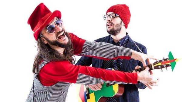 Duo Bucolico, Filippo Graziani e Crista per lo Star Peace Festival