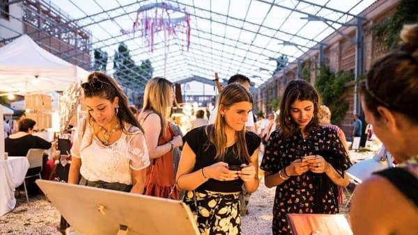 Torna Wanderlust officina creativa: mercatino artigianale, musica e street food