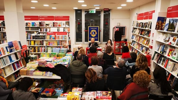 """Torna la rassegna """"A spasso con i libri"""", ciclo di cinque incontri con gli autori"""