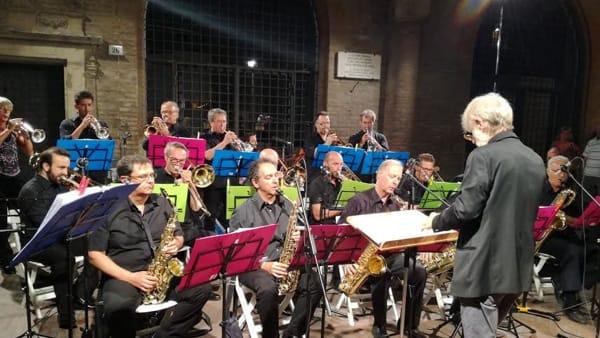 La festa europea della musica a tutto jazz con la AB Rimini Big Band