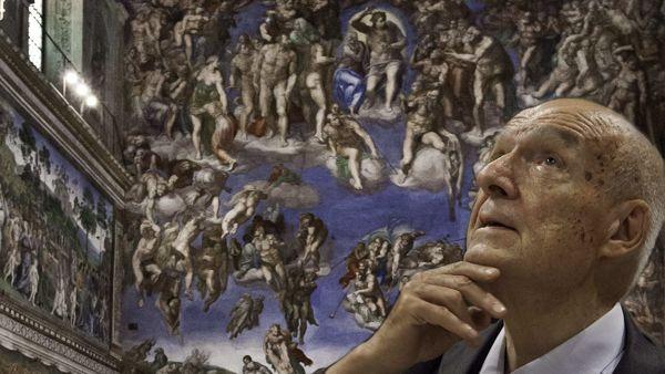 """Antonio Paolucci racconta """"Sigismondo, Agostino di Duccio e il Tempio"""""""