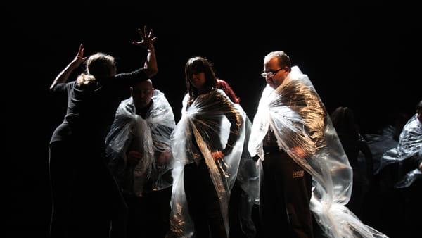"""Gli """"Angeli"""" di Alcantara Teatro in scena a Morciano"""