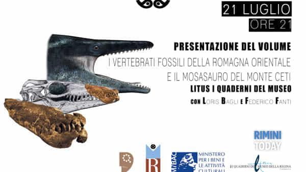 sulle tracce del mosasauro - presentazione del iii volume litus-2