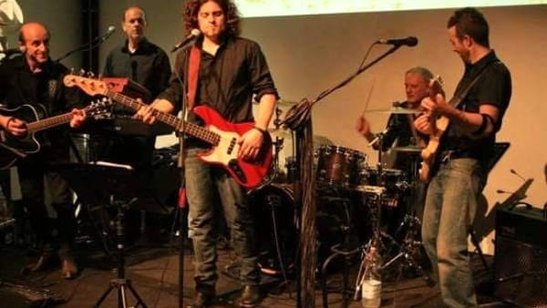 West River Band in tour a Cattolica