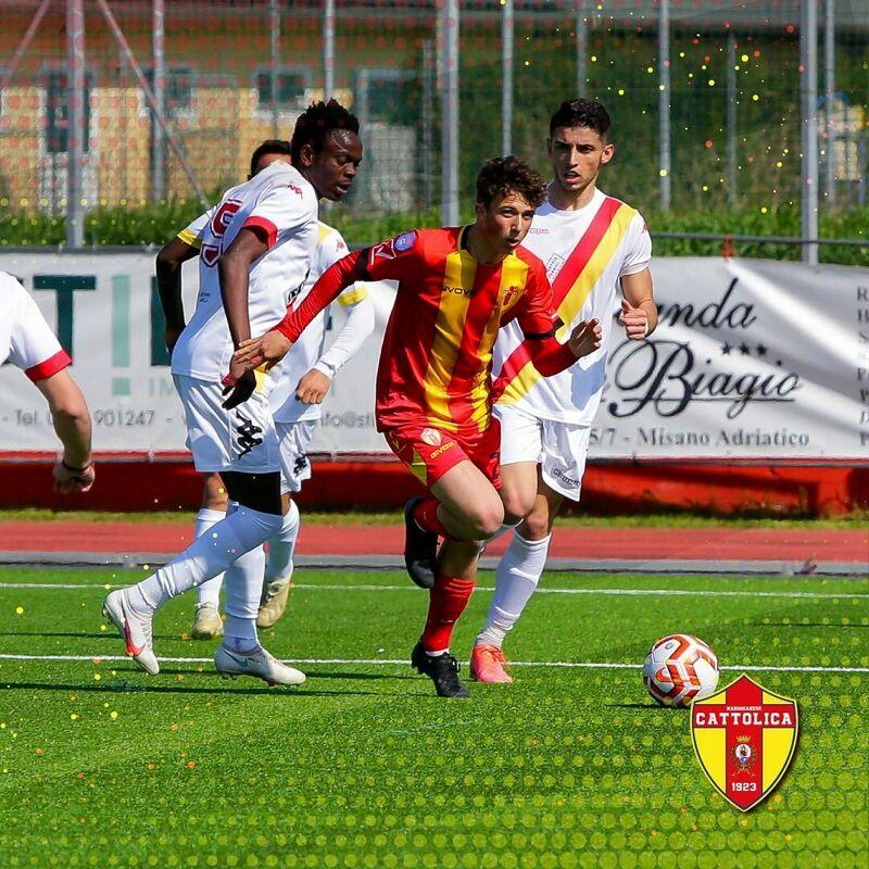 Calcio, la rocambolesca sconfitta di Forlì costringe il Cattolica alla retrocessione in Eccellenza