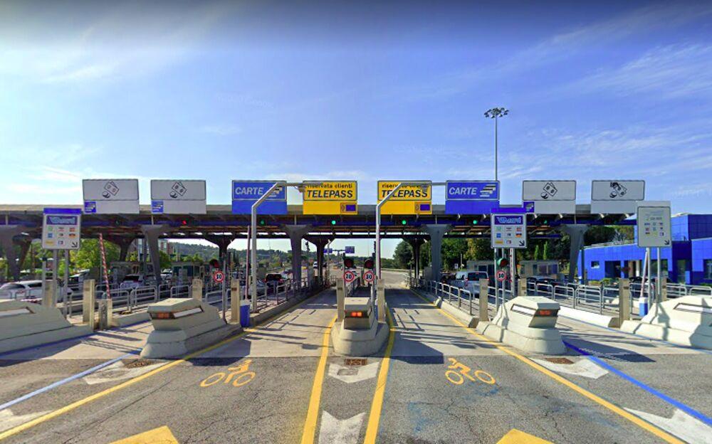 Chiuso per due settimane l'ingresso A14 Rimini sud: periodo e orari