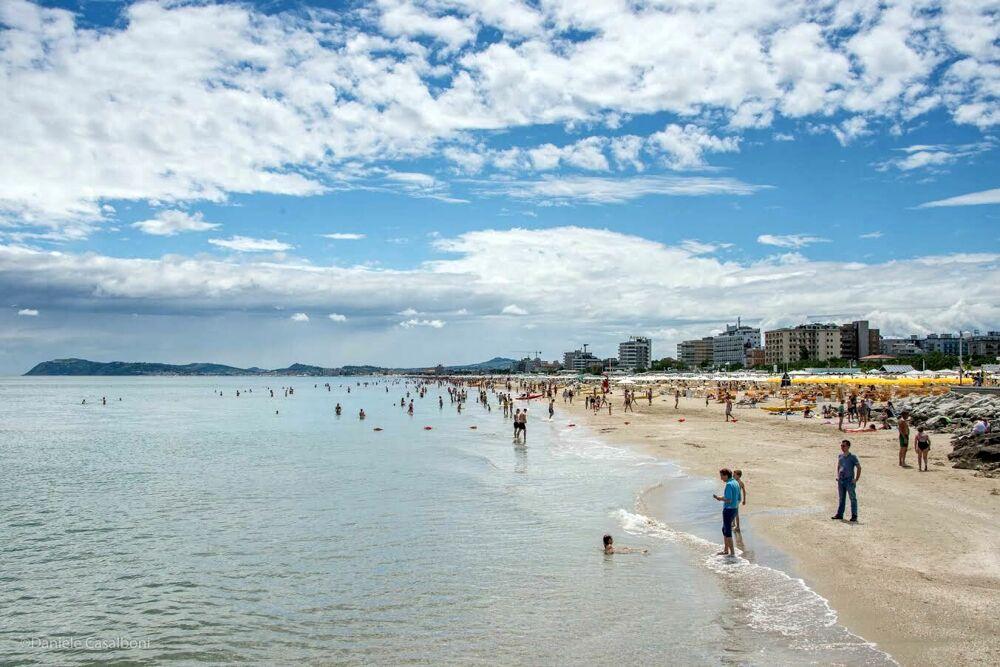 Riccione si mobilita per candidare le sue spiagge all'Unesco