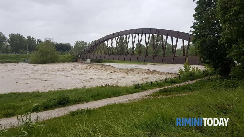 fiume marecchia piena-3