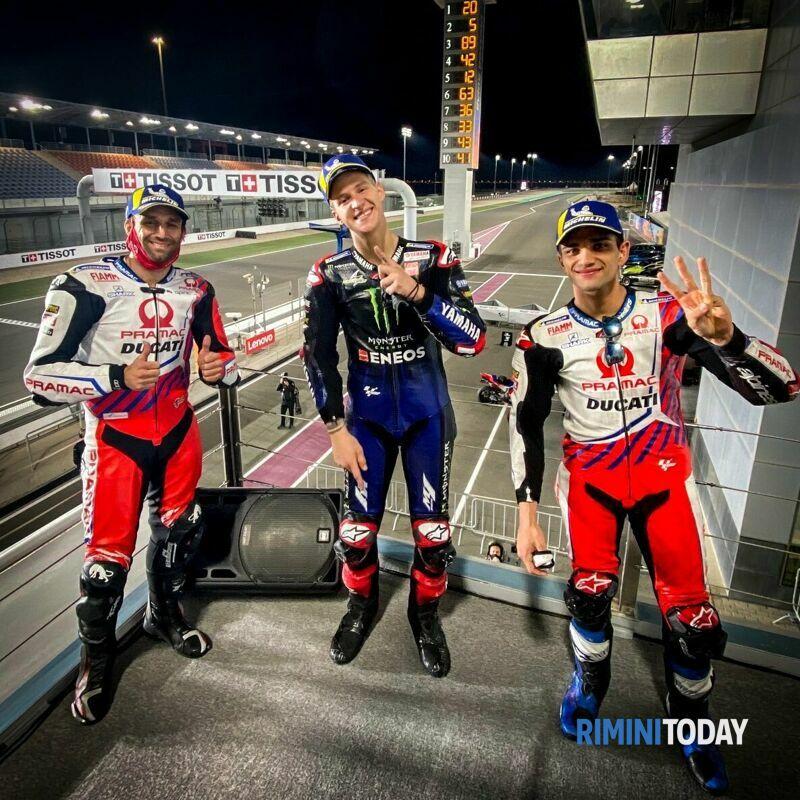 MotoGp: El Diablo rovina la festa Ducati, Bastianini in rimonta arriva in zona punti