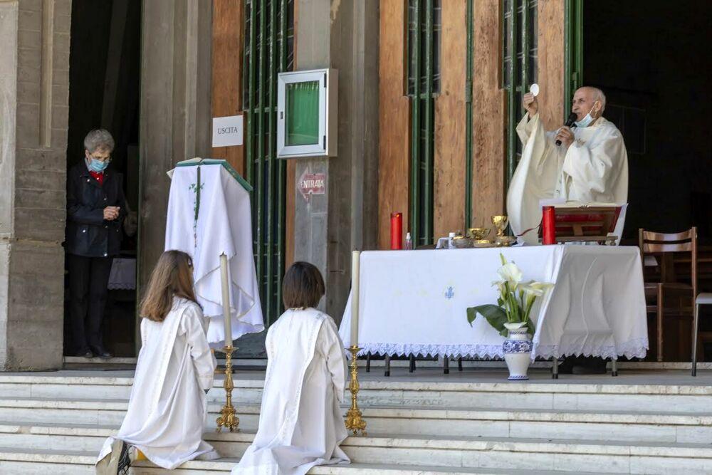 Crisi economica e famiglie in difficoltà: il progetto d'aiuto della parrocchia di Viserba