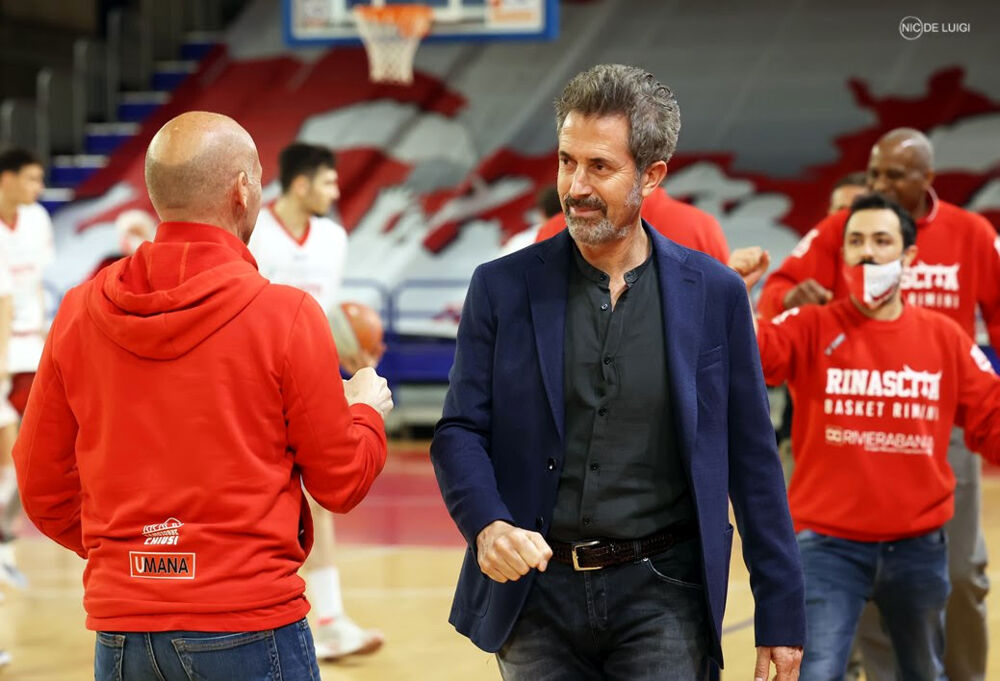 "Tempo di playoff per la Rinascita, coach Bernardi è carico: ""C'è un'adrenalina pazzesca"""