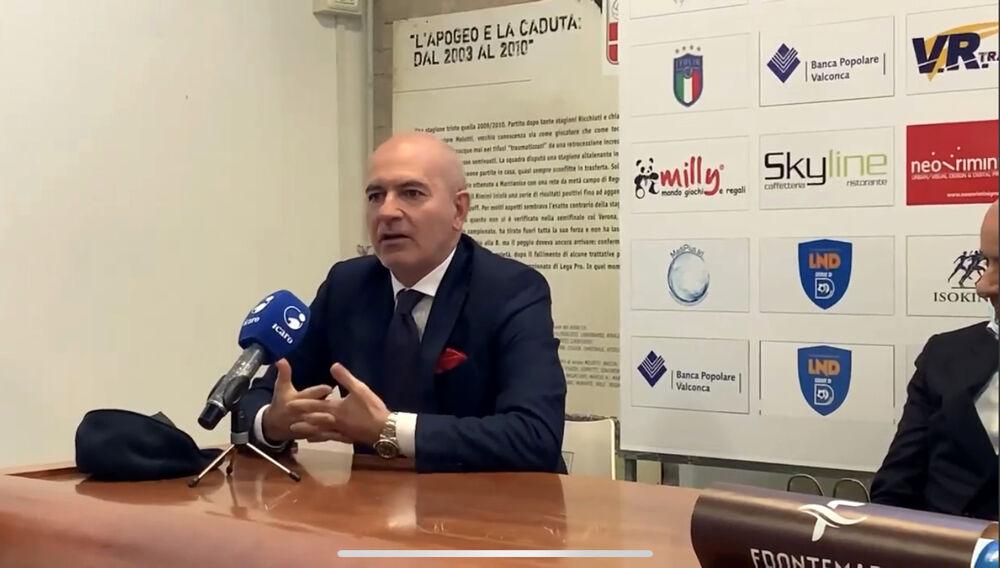 Giorgio Bresciani lascia l'incarico di responsabile dell'area tecnica