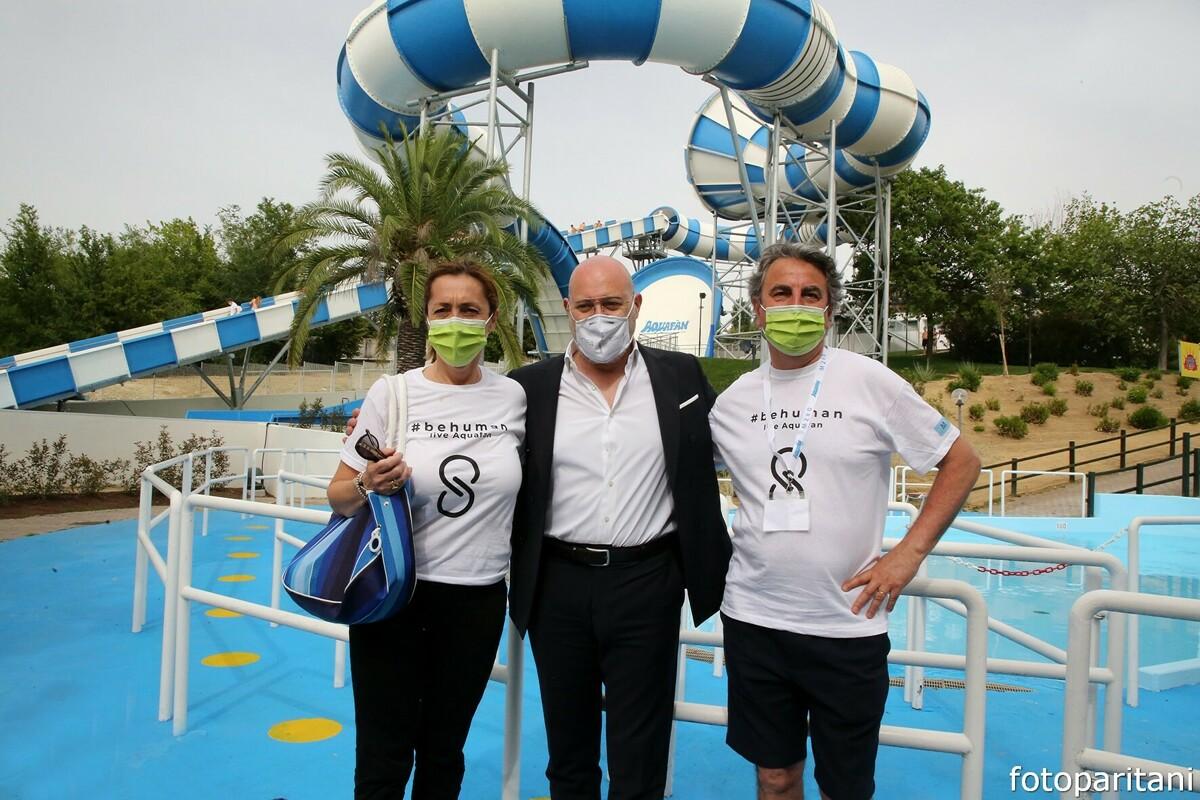 L'Aquafan riapre investendo 2,5 milioni per un maxi-scivolo lungo 280 metri