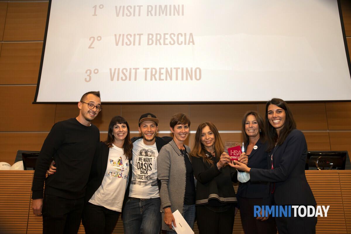 A VisitRimini l'Hospitality Social Award delle destinazioni turistiche