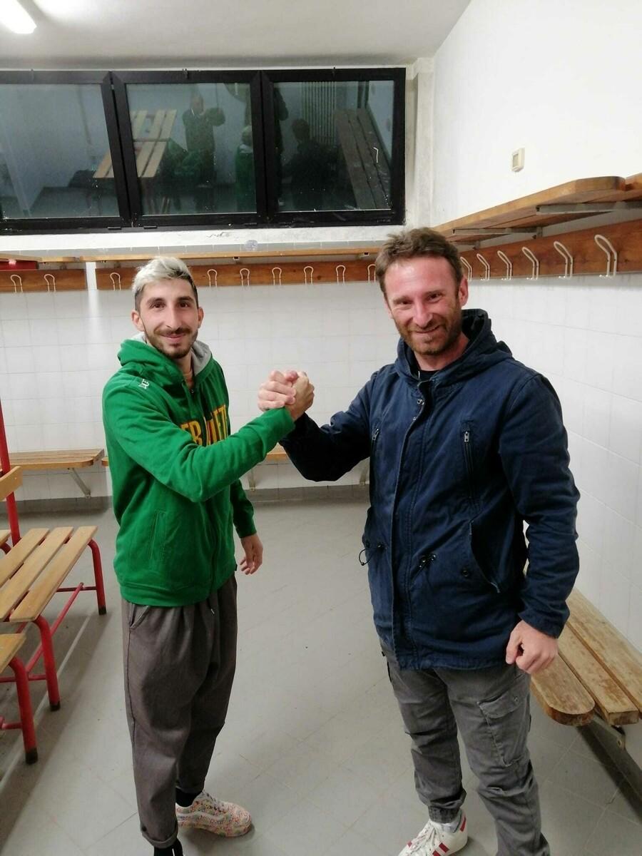 Promozione, il S. Ermete sostituisce Vukaj con Michael Noschese