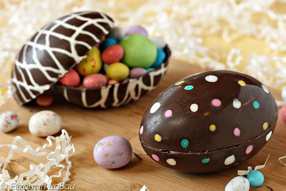 Uova di Pasqua avanzate? Ecco 7 ricette per riciclarle
