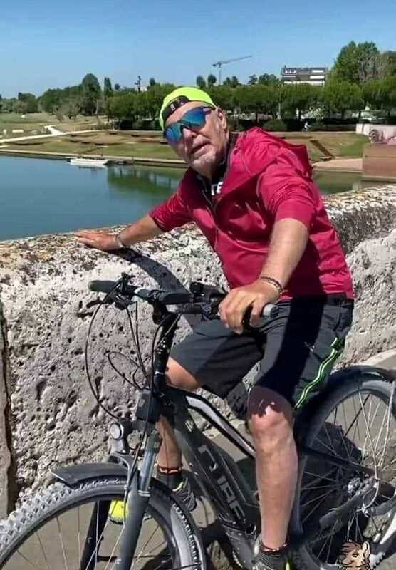 Vasco Rossi è tornato in Riviera e i fan sono già a caccia di selfie