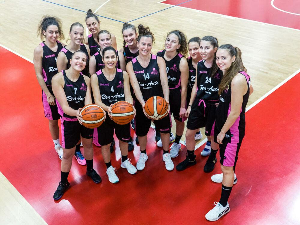 Basket serie B femminile, la Happy Basket non ce la fa contro la Thunder terze in classifica
