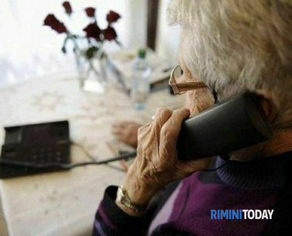Raffica di tentativi di truffe telefoniche agli anziani