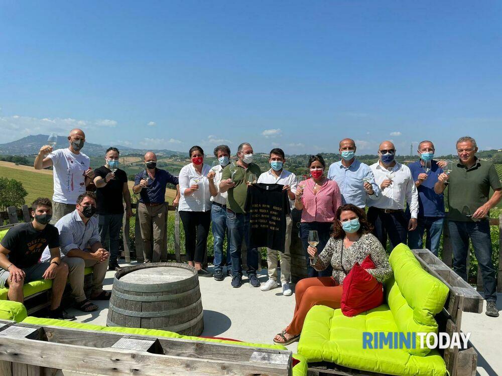 Il progetto RiminiRebola 2021 incontra l'Assessore Regionale all'Agricoltura Alessio Mammi