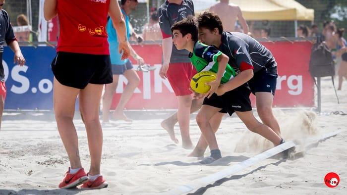 Kiklos Summer Cup 2019 - beach rugby