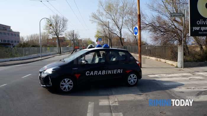 carabinieri riccione controlli coronavirus - 0083