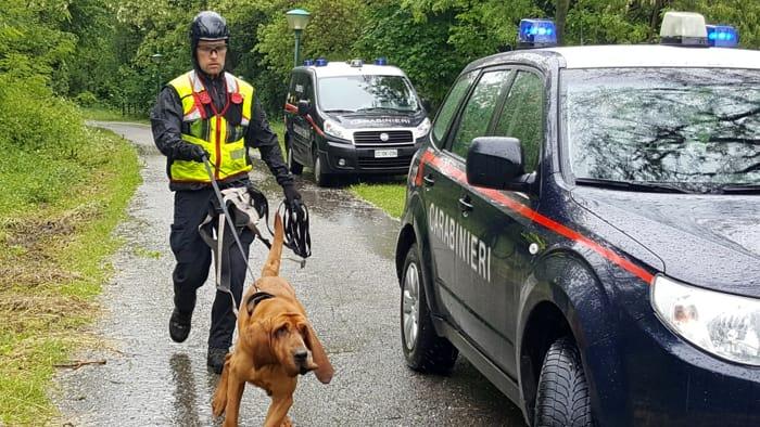 donna scomparsa - novafeltria - ricerche marecchia - carabinieri novafeltria - 4