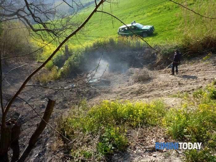 fogheraccie abusive carabinieri forestali -162