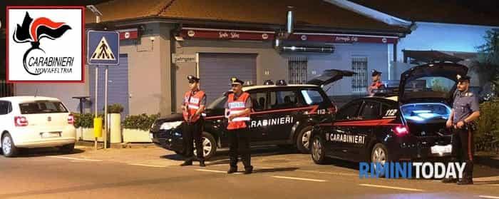 controlli carabinieri novafeltria notte - 0015